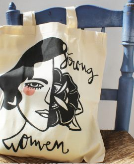 strongwomen tote